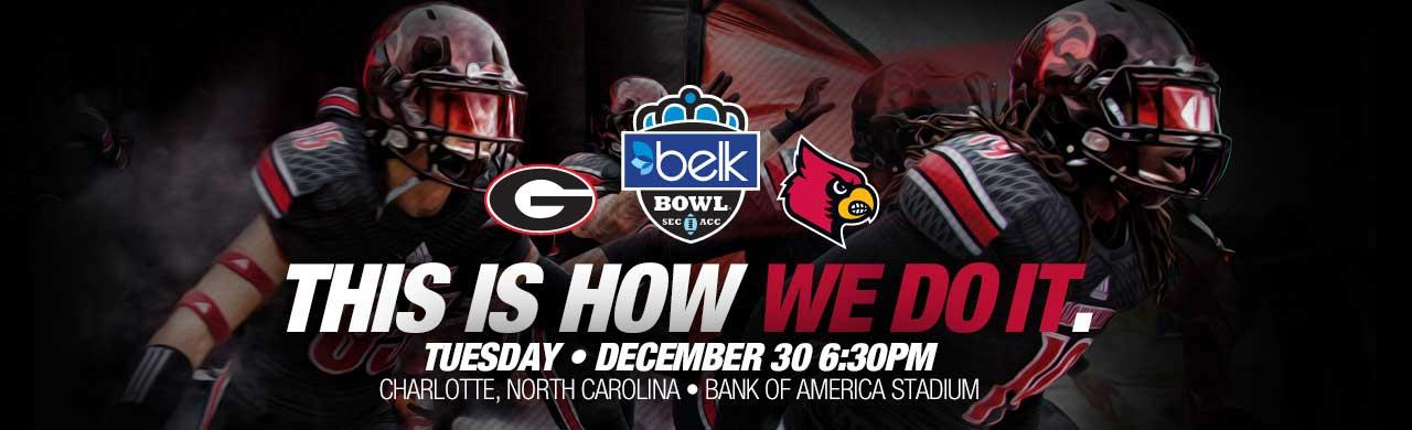 Belk Bowl Tickets & Events