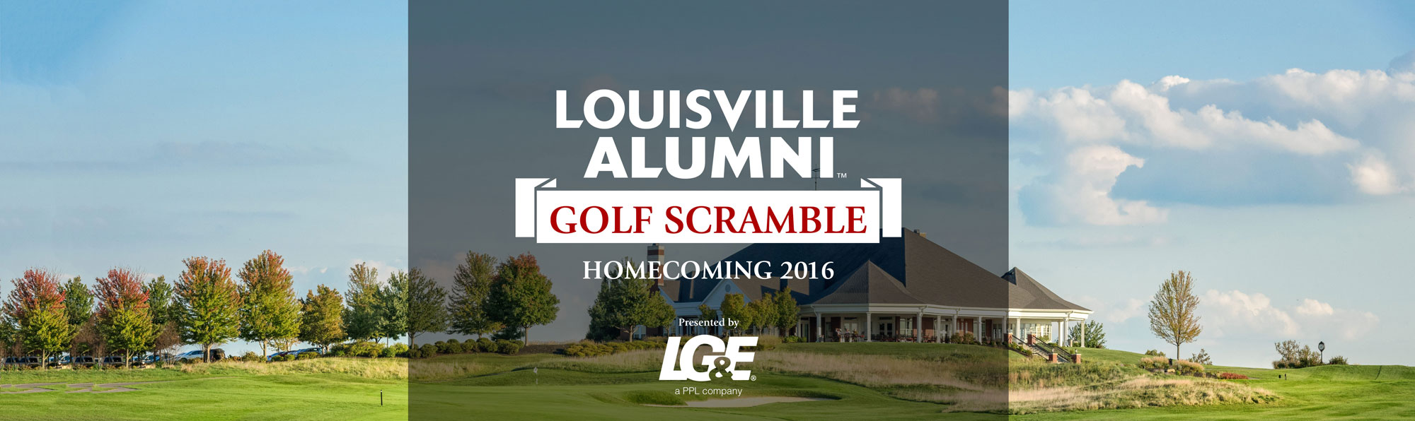 Homecoming Golf Scramble