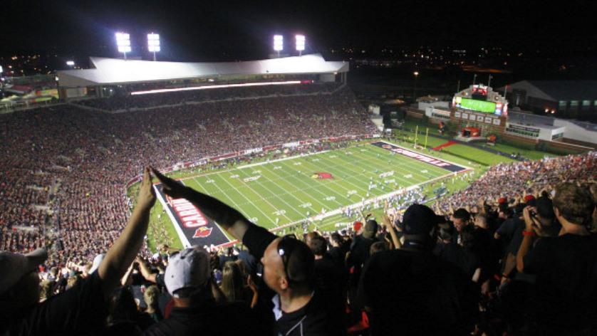 Football Home Games
